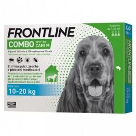 Frontline Combo 10-20Kg 3 FIALE