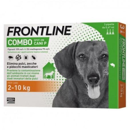 Frontline Combo 2-10Kg 3 FIALE