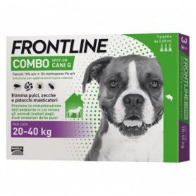 Frontline Combo 20-40Kg 3 FIALE
