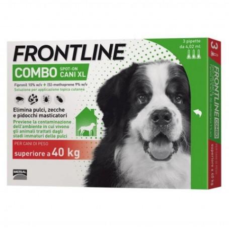 Frontline Combo 40-60Kg 3 FIALE