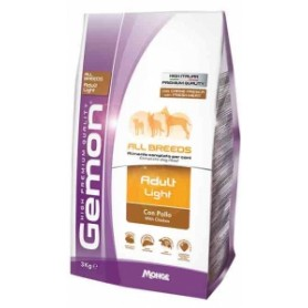 Gemon Adult Light All- Breeds 3Kg