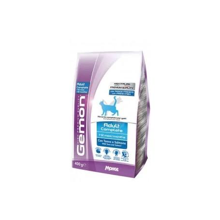 Gemon Cat Adult Tonno E Salmone 400Gr