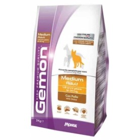 Gemon Medium Adult Pollo 15Kg
