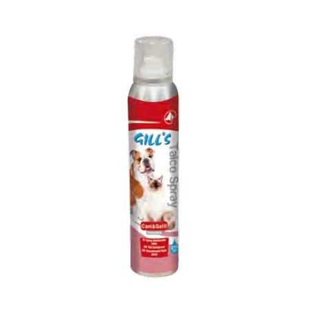 Gill'S Deo Spray Talco 250Ml
