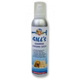 Gill'S Shampoo a Secco Dry Foam 250Ml
