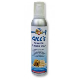 Gill'S Shampoo Dry Foam 250Ml