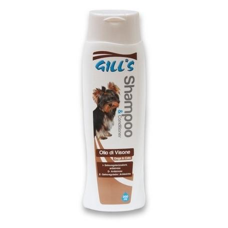 Gill'S Shampoo E Balsamo Olio Di Visone 200Ml