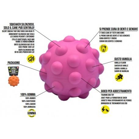 Gioco Fuxtreme Ultrasound Palla Atomica 11,4Cm Rosa