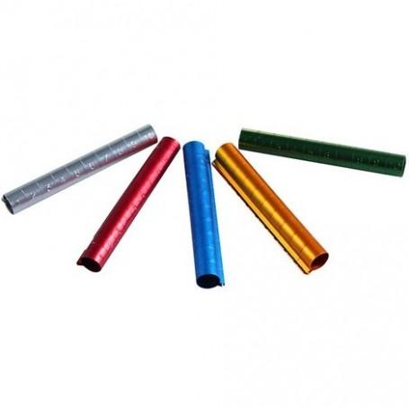 Collare Nylon 65Cm Rosso