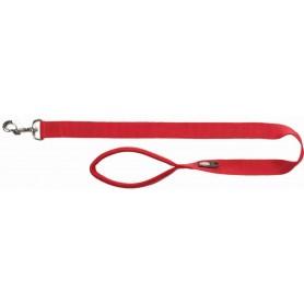 Guinzaglio Cane Premium M-L Rosso