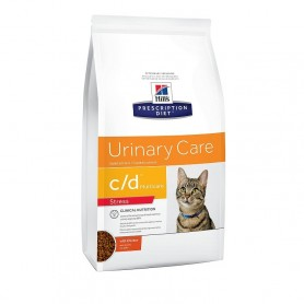 Hill'S C/D Urinary Care Stress 1,5Kg