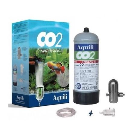 Aquili Impianto Co2 300gr New Small System New Edizione 2020 Bombola