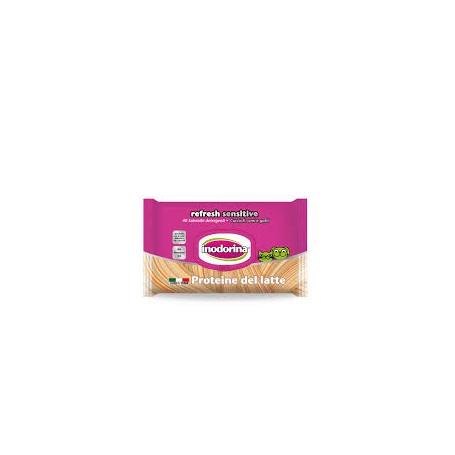 Inodorina Salviette Sensitive Latte 40Pz