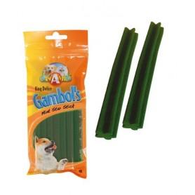 King Delice Gambols Star Stick Menta 4Pz
