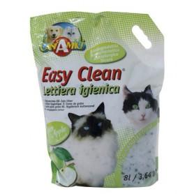 Lettiera Easy Clean Mela Verde 7,5Lt