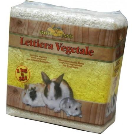 Lettiera Vegetale Gr.1000
