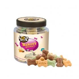 Lolo Pets Osso Biscotto Piccolo Mix 210Gr