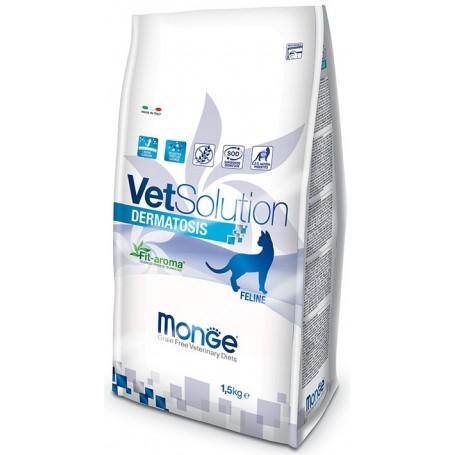 Monge Vetsolution Dermatosis Feline 1,5Kg