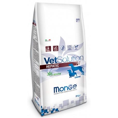 Monge Vetsolution Hepatic Canine 2Kg