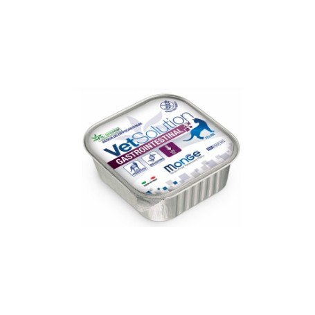 Monge Vetsolution Umido Gastrointestinal Low Fat Gatto Patè 100Gr