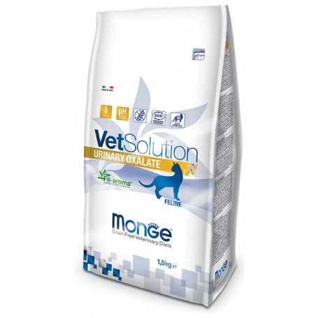 Monge Vetsolution Urinary Oxalate Feline 1,5Kg