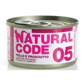 Trainer Natural Cat Sterilised Prosciutto 300Gr