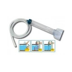 Aspirarifiuti per Acquari Vacuum Cleaner Large 30 Cm