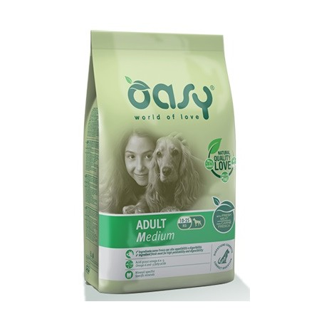 Oasy Cane Adult Medium 3Kg