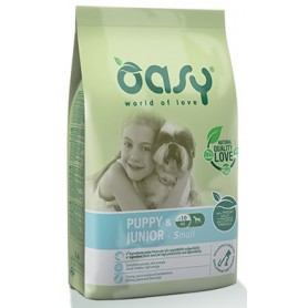 Oasy Cane Puppy & Junior  Small 1Kg