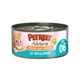Petreet Vellutate Pollo-Carote 70Gr