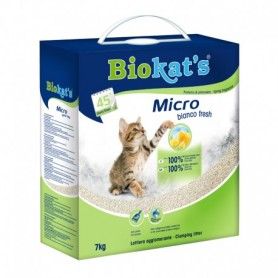 Biokat'S  Lettiera Micro Fresh 7Kg