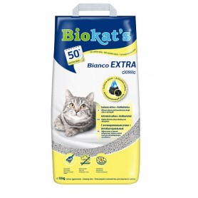 Biokat'S Lettiera Bianco Extra Classic 10Kg