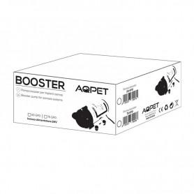 AqPet Pompa Booster Con Alimentatore 50 Galloni