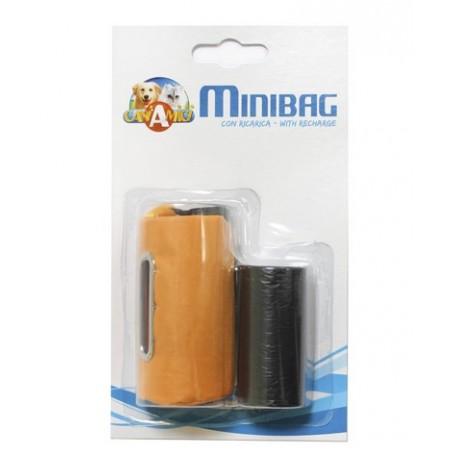 Portasacchetti Minibag Con Ricarica