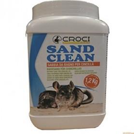 Sand Clean Sabbia Per Chinchilla 1,2Kg