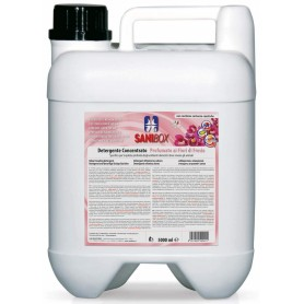 Sanibox Igienizzante Fresia Tanica 5Lt