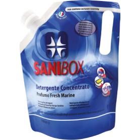 Sanibox Igienizzante Lavapavimenti Fresh Marine 1lt