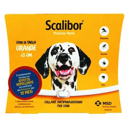 Scalibor 65cm Lg Collare Antiparassitario