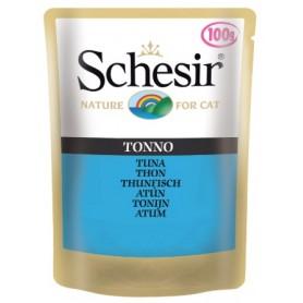 Schesir Bustine Cat Tonnetto 85Gr
