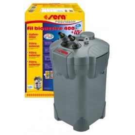 Sera Filtro Esterno Fil Bioactive 400 + Lampada Uv