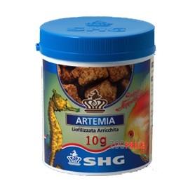 Shg Artemia Liofilizzata Arricchita 10gr