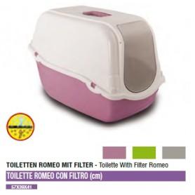 Toilette Romeo Con Filtro 57X39X41 Cm