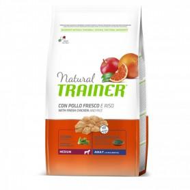 Trainer Natural Medium Adult Pollo 12Kg
