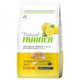 Trainer Natural Small Adult Pollo 800Gr