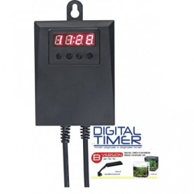 Wave Timer Digitale Plafoniere Orion / Xcube