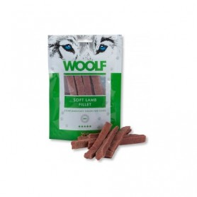 Woolf Snack Filetti Di Agnello 100Gr