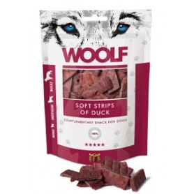 Woolf Snack Filetto Di Anatra 100Gr