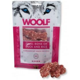Woolf Snack Osso Piccolo Anatra E Riso 100Gr