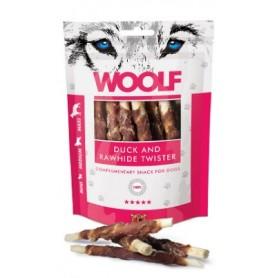 Woolf Snack Rotolino Di Anatra Con Pelle Grigliata 100Gr