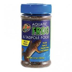 Zoomed Mangime Rane Aquatic Frog